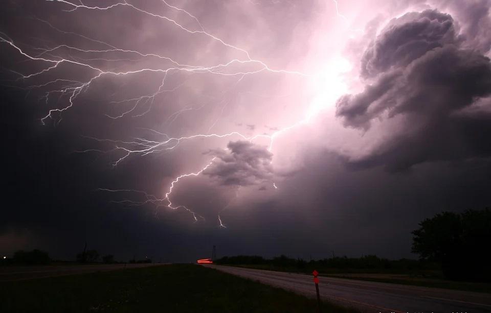 Blitz und Sturm